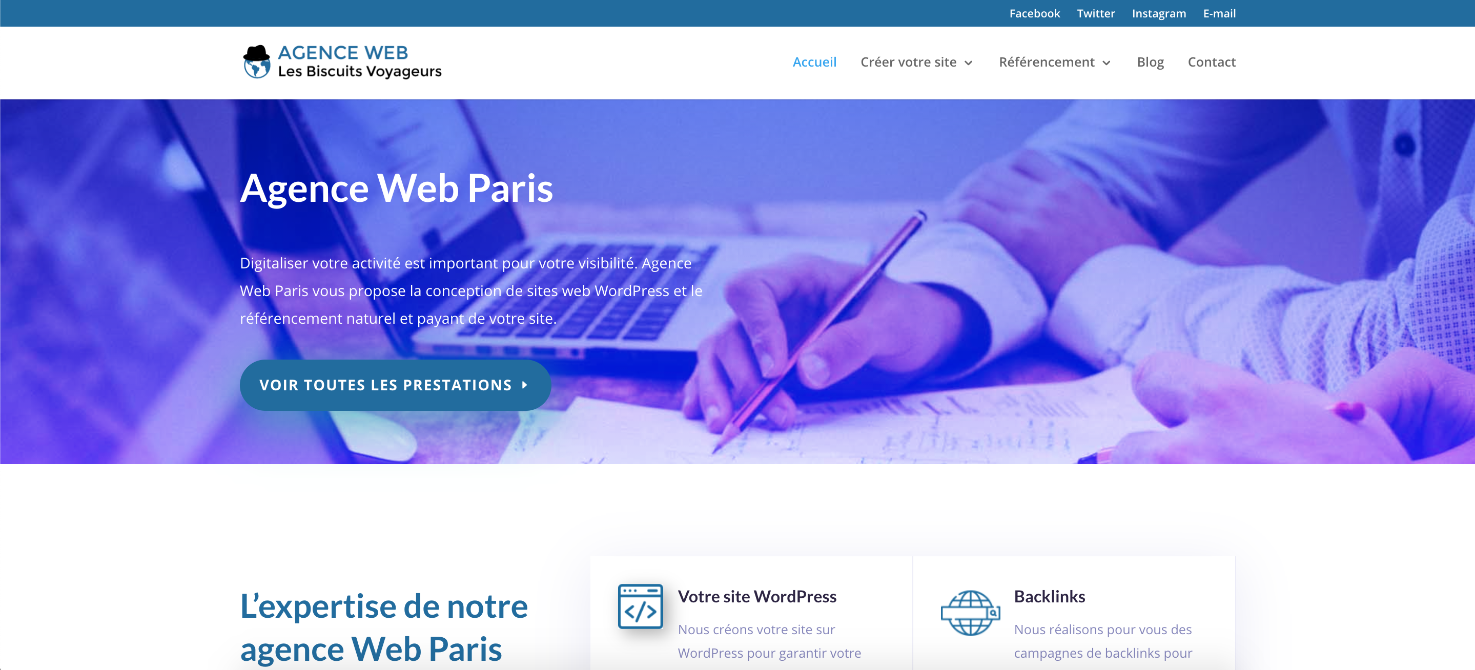 webmaster Toulouse